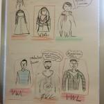 Charakteriesierende Portraits gelingen