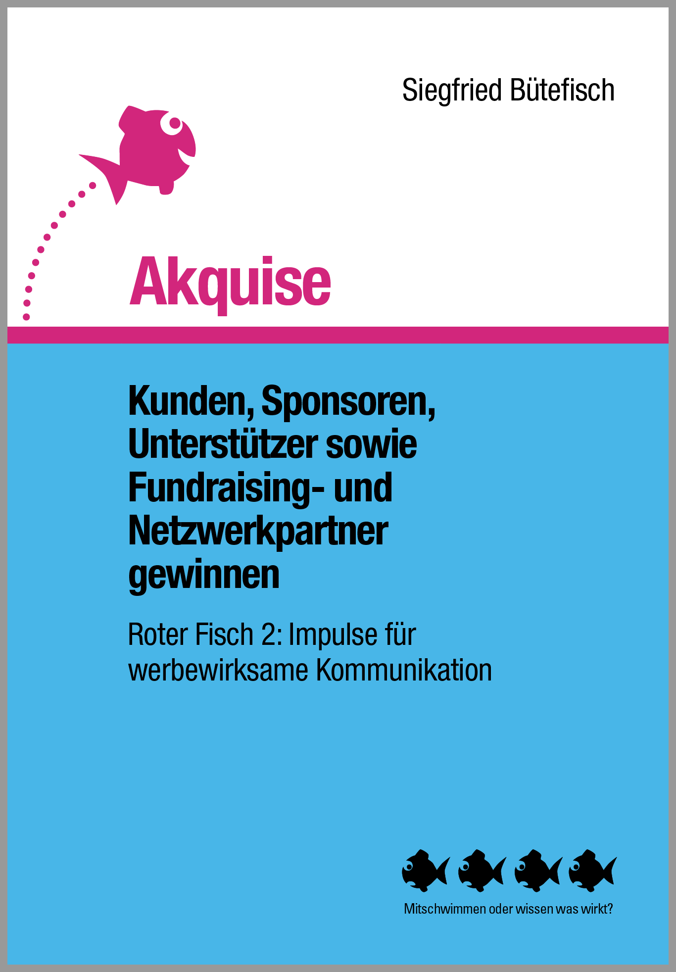 Akquise Cover Screenshot